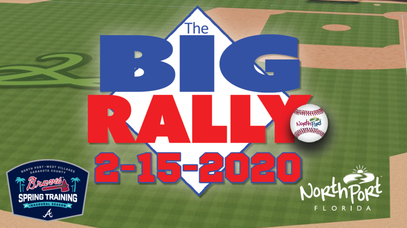 North Port Big Rally this Weekend!